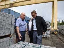 «Нужен новый собственник». Текслер — о заводе-банкроте в Челябинской области