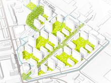 Бульвар, футбольное поле и высотки до 26 этажей. Каким будет район-гигант на ЖБИ?