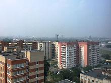 Челябинскую область накрыло смогом. Пожары или выбросы?