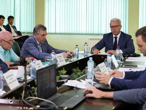 В Красноярске предложено приостановить работу городских производств, связанных с пылением