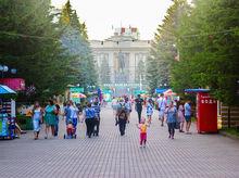 Центральный парк Красноярска ждут смена концепции, новые аттракционы и локации