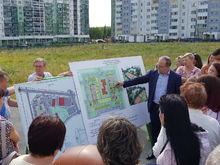 В новом микрорайоне Челябинска хотят построить садик на месте детских площадок