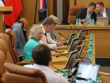 Красноярские депутаты утвердили дополнительные расходы на сооружение ритуального городка