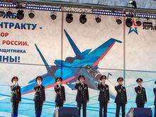 Не езди, сапоги топчи: в Красноярске перекроют дорогу для агитации в армию