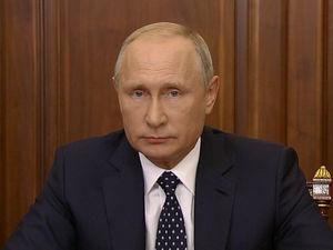 Россияне все меньше надеются на Путина: 40% не хотят видеть его президентом после 2024 г.
