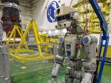 Магнитогорский робот «Фёдор» будет вести репортаж из космоса