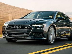 «Балтийский лизинг» предлагает обновленный Audi A7 Sportback на выгодных условиях