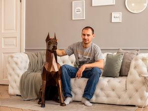 Котики, собаки и голова Трампа. Как случайное хобби сделать высокодоходным бизнесом