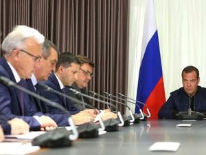 Медведев посетил Красноярск: о чем говорили