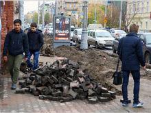 Компанию-подрядчика скандального ремонта на проспекте Мира требуют признать банкротом