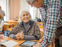 Уральские пенсионеры рвутся в студенты