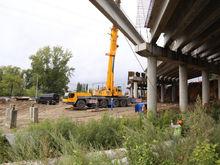 «Неполное решение»: в Челябинске назвали сроки открытия нового моста на Троицком тракте