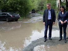 «Прошел весь путь»: спустя два месяца в Челябинске нашли главного дорожника