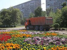 Сквер Энтузиастов на правобережье Красноярска благоустроят за 18 млн рублей