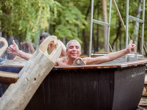 «Иди в баню»! Как фестиваль поддерживает идею курортного оздоровления в «Утёсе»?