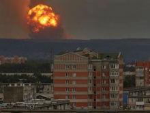 СМИ: ущерб от взрыва складов под Ачинском достигает миллиарда рублей