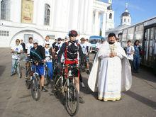 Нижегородская епархия проводит велопробег православной молодежи «Дорога к храму»