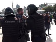 «Институты заняты удовлетворением путинских желаний. Самим протестом никто не занимается»