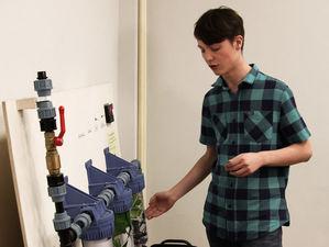 Молодые ученые УрФУ разрабатывают экотопливо на основе водорослей из уральских рек