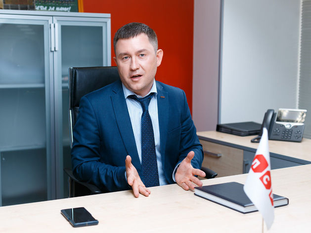 Руслан Музафаров, коммерческий директор компании