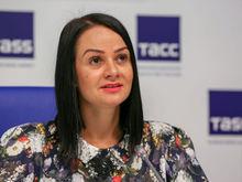 Ольга Глацких открыла свою школу художественной гимнастики на площадях ДИВС
