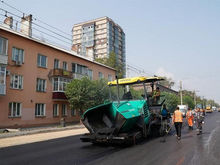 Сезон дорожного ремонта в Красноярске завершается: выходим на финишную прямую