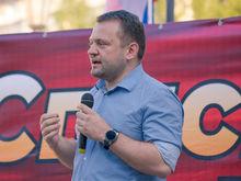 Кандидат в мэры Новосибирска вызвал Анатолия Локтя на дебаты