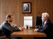 В Минпромторге РФ обсудили взаимодействие Красноярского края с «Норникелем»