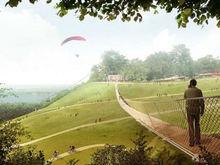 Революционный подход. В парке «Швейцария» создадут единую территориальную зону