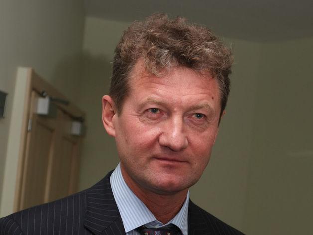 на фото: Андрей Козицын, генеральный директор УГМК