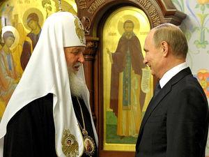 Украина и храм в сквере: почему между Кремлем и РПЦ произошел разлад
