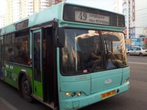 Еще два автобуса в Красноярске изменят маршруты