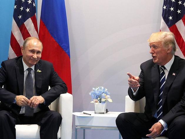 Лидеры стран «Большой семерки» обсуждают возвращение России в G8. За — только Трамп