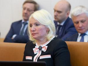 Суд не удовлетворил иск Татьяны Давыденко к заксобранию Красноярского края