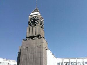 Главные часы Красноярска сегодня остановят для ремонта