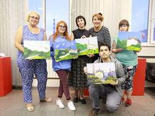 «Это что-то нереальное»: красноярцы запечатлели КрАЗ на своих холстах