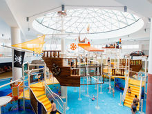 Застройщика новосибирского аквапарка объявили банкротом
