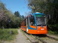 В Челябинске предложили запустить трамвай через городской бор и закопать метро
