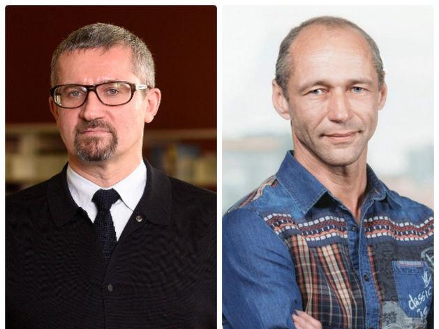 Сергей Кадочников, Евгений Филатов
