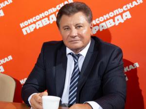 В Красноярске прошёл бизнес-завтрак с КНП