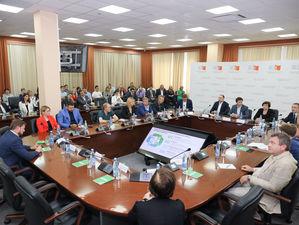 Строительные лидеры Красноярского края и Хакасии обсудили нюансы работы с эскроу-счетами