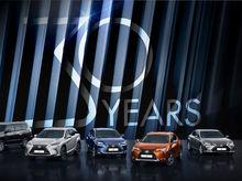 Lexus. 30 лет достижений для лучшего будущего