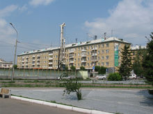 Мэрия Красноярска через суд изымает долгострой на набережной