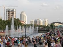Биатлон, метро и зоопарк. На празднование 300-летия Екатеринбурга выделят 247 млрд рублей