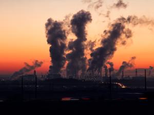 Красноярск в очередной раз вошёл в топ городов с самым грязным воздухом
