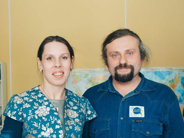 Анастасия и Максим Береновы