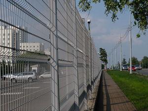 С территории кампуса СФУ уберут металлический забор