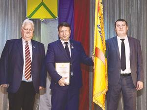 Заслуга коллектива: Арзамасский приборостроительный завод награжден флагом Арзамаса
