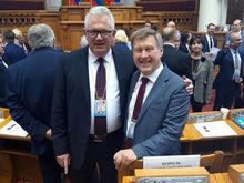 Итоги голосования: Анатолия Локтя выбрали на второй срок