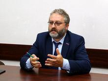 Назарий Зеленый: «Промышленные предприятия развиваются, и мы видим результаты этого роста»